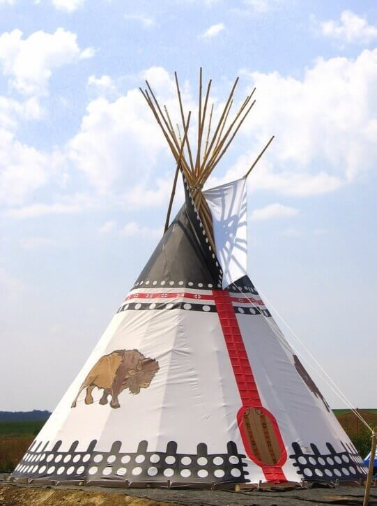 The Indian Teepee Tents Production Sale Rental